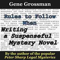 Rules for Writing A Suspenseful Mystery Novel