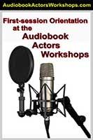 Audiobook Actors Workshop