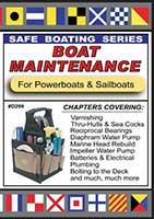 Boat Maintenance DVD