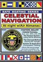 Celestial Navigation at Night DVD