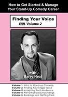 Comedy vol 2 DVD