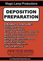 Deposition Preparation DVD